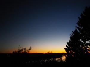 Nachthimmel I - Umea