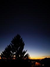 Nachthimmel II - Umea