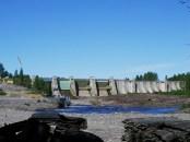 Staumauer - Stornorrforskraftwerk