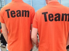 Ergokongress DVE 2014-Team T-Shirts