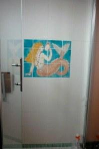 mermaid shower web