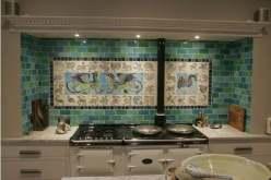 'William de Morgan' style tiles2