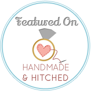 Handmade and Hitched Featured Blog Button