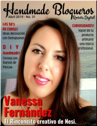 "Entrevista a la blogger Nesi del blog El Rinconcito Creativo de Nesi – ""Revista No. 31"""