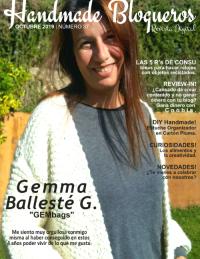 Entrevista a la autora y blogger Gemma Ballesté G. de GEMbags «Revista No. 37»