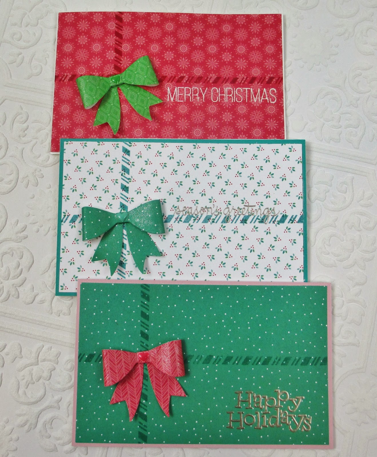 Simple Gift CardMoney Holder Cards Handmade By Heather Ruwe