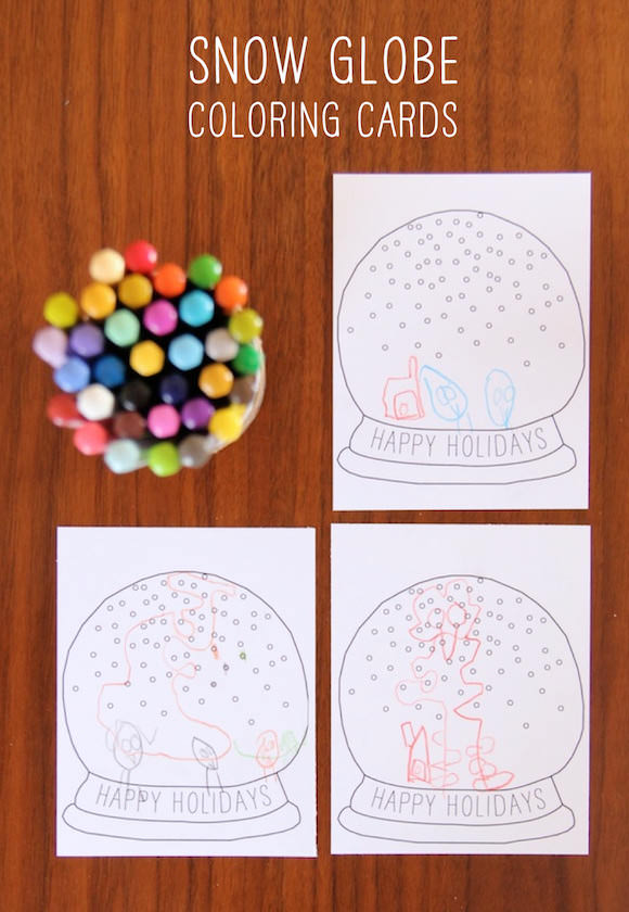 Flash Printable Cards Family