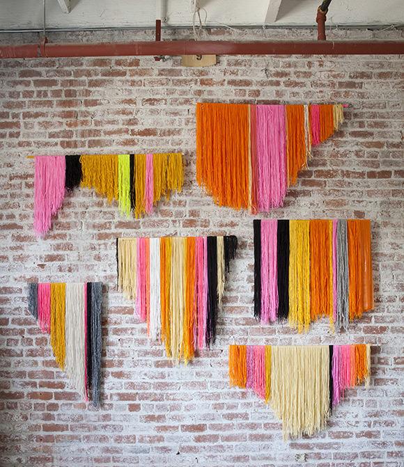 Resultado de imagen para  Gold Dipped Yarn Hanging