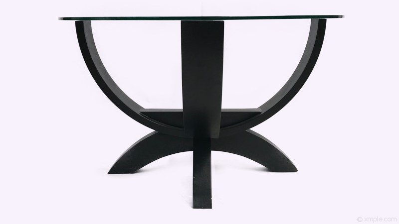 Stunning Contemporary Coffee Table