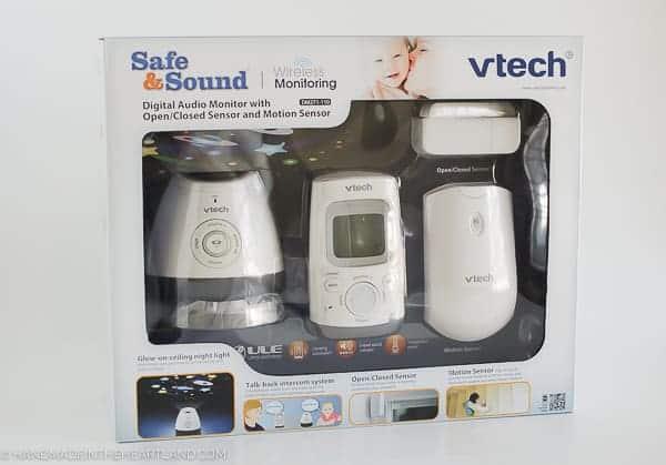 VTech Safe & Sound Baby Monitor