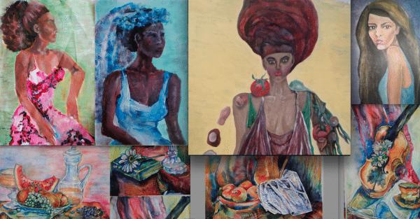 Workshops Experimentelle Malerei Ulla Gmeiner The Art Of