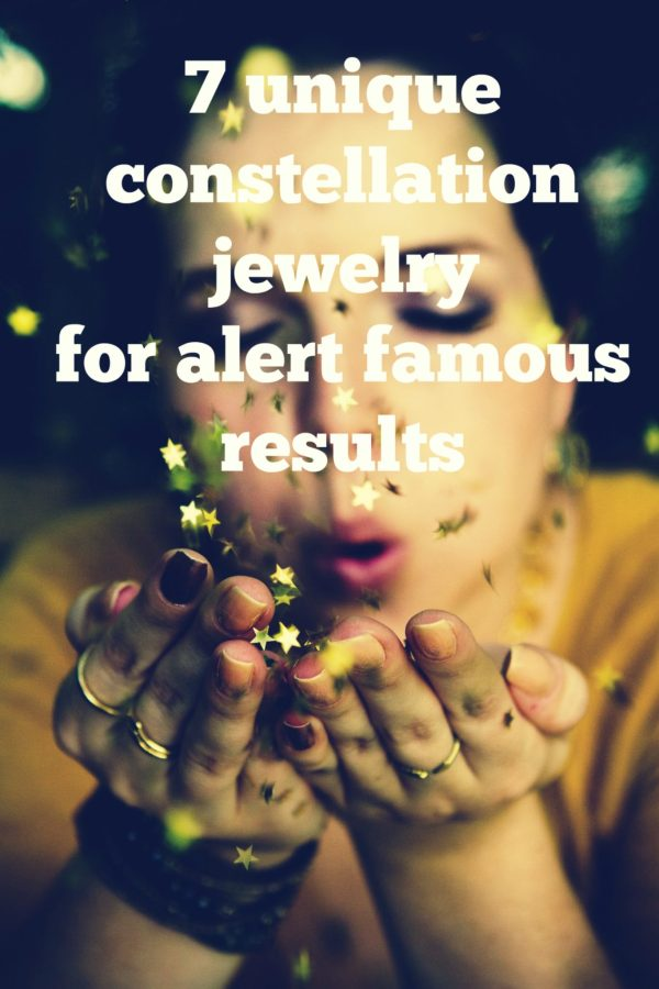 unique constellation jewelry