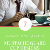 How to Care for Your Mustache While Drinking