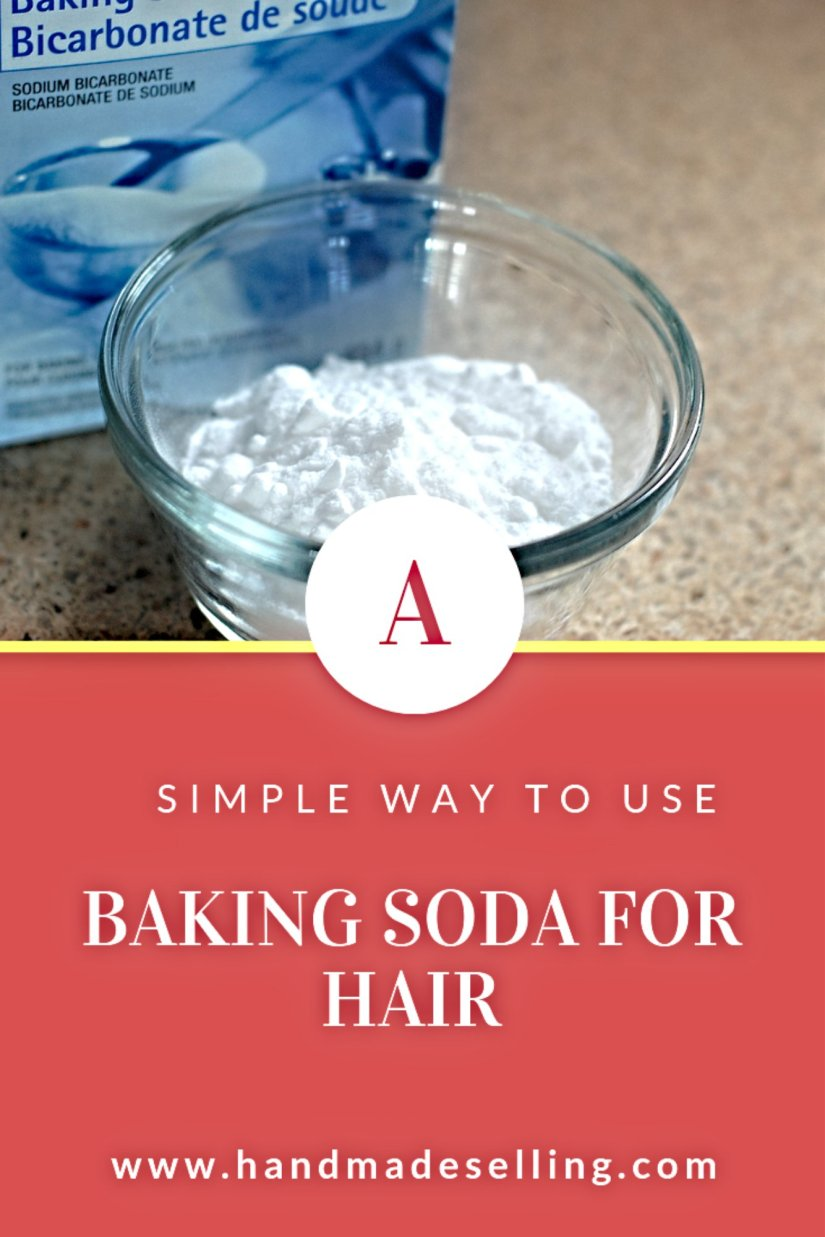 How to Use Baking Soda for Hair in a Simple Way