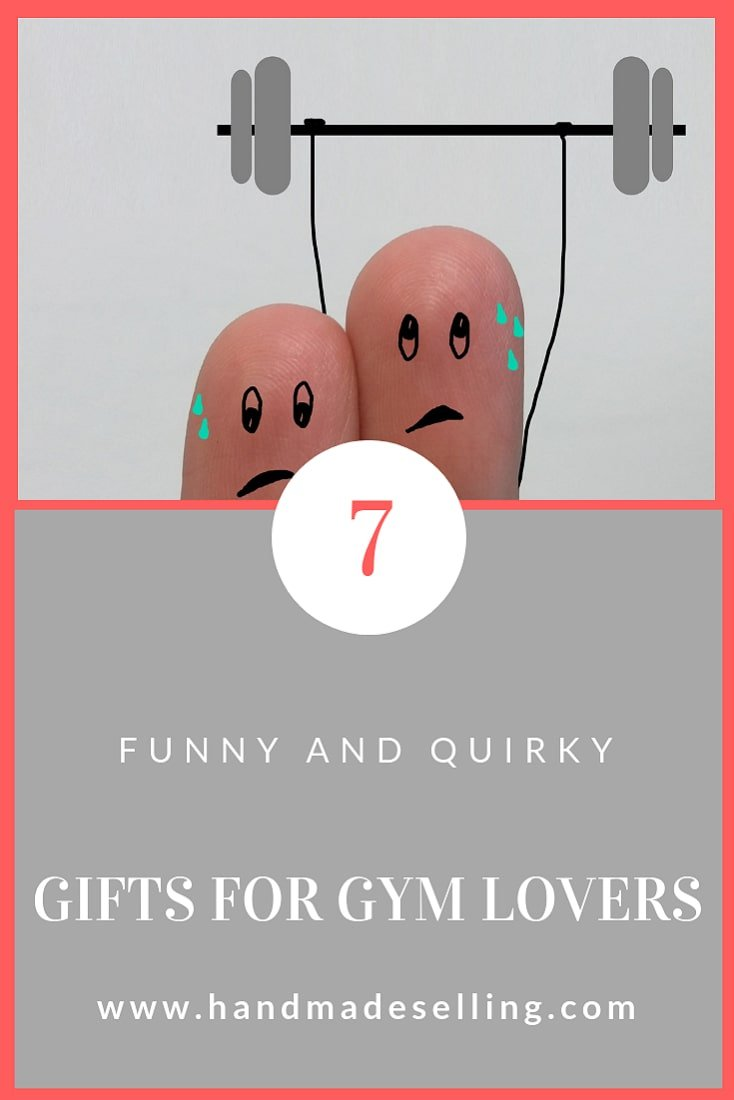 7 Funny Gifts for Gym Lovers ~ Header