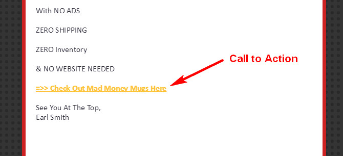 Contoh Call To Action Dalam Email