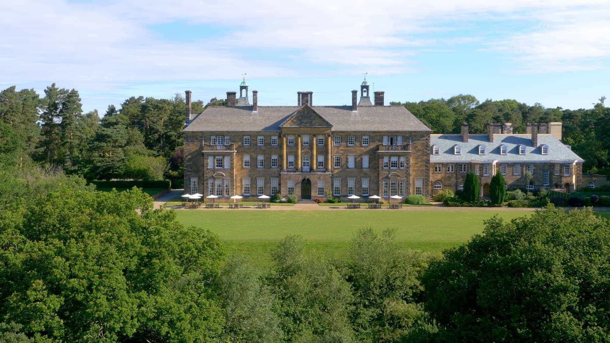 Luxury Hotel In Yarm Country House Hotel North Yorkshire