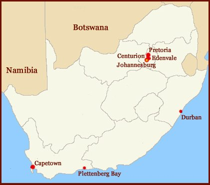 Palmistry & Chirology in South-Africa.