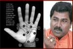Palmistry - the length of the life line
