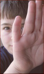 A curved little finger is often seen in people who have autism or medical syndromes.