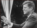 The right hand of John F. Kennedy!