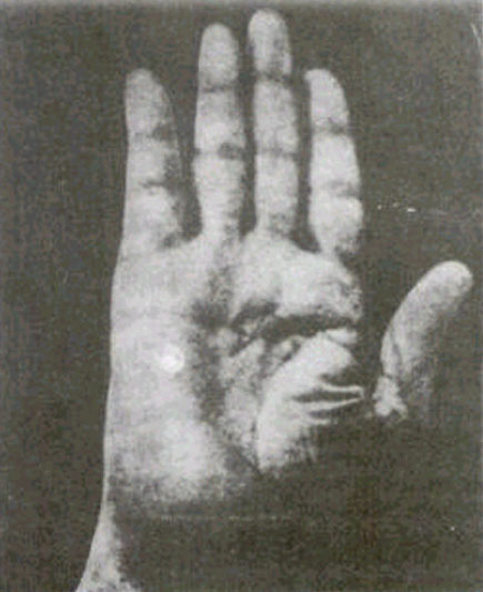 The right hand of Mahatma Gandhi - large.