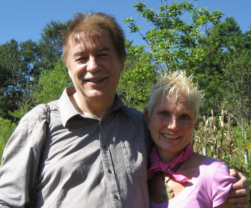 Martin and Nancy Foster