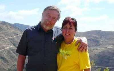 Gail and Jim Krampien: Bolivia