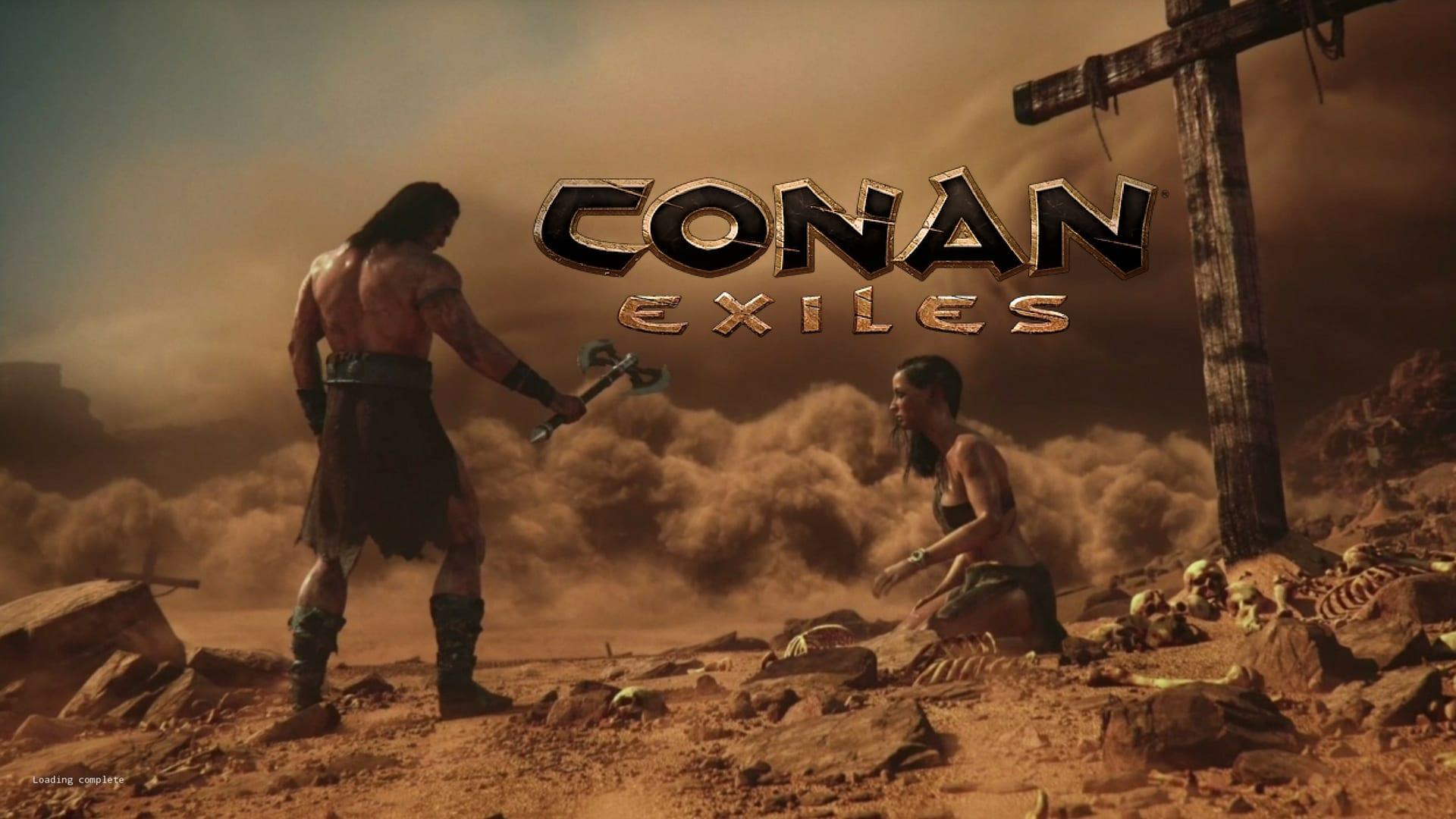 Conan Exiles – Review (PS4) | Handsome Phantom