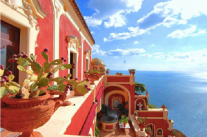 Luxury Baroque-Style Villa