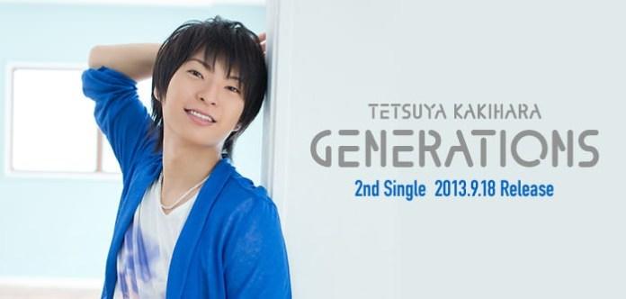 tetsuya kakihara - generations