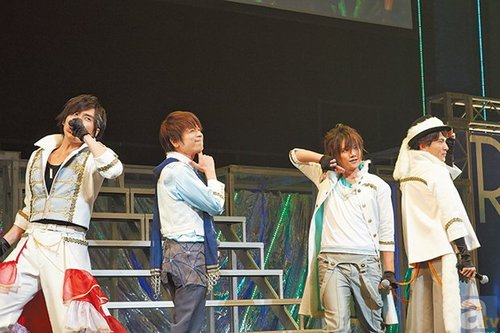Marginal#4 performance on 2014's Rejet Fes Credits: AnimateTV