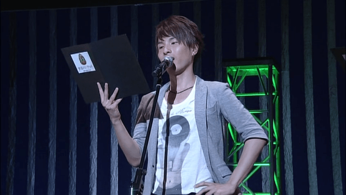 Shounen Hollywood reading event 2014