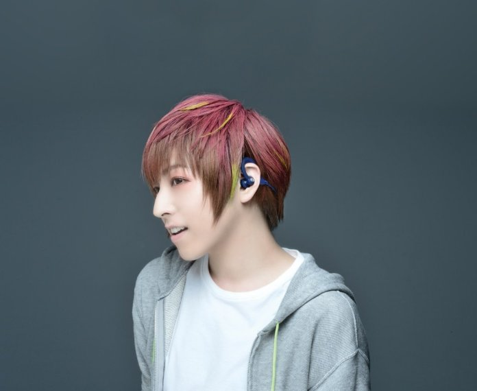 Shouta Aoi Denon Earphones