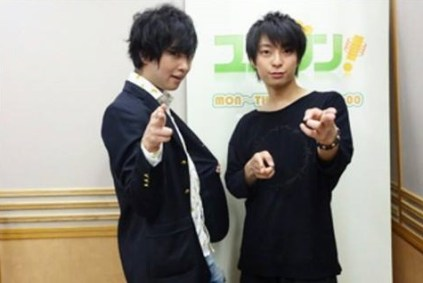 Soma Saito and Tetsuya Kakihara @ Unisong Radio 2016