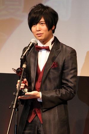Soma Saito @ 9th Seiyuu Awards in 2015