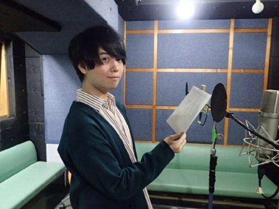 Soma Saito Oresama Residence recording 2017