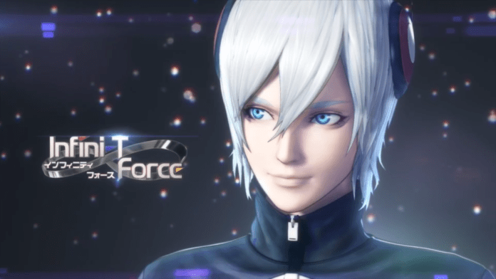 Casshern in Infini-T Force