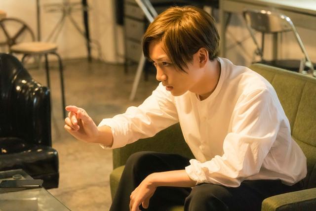Shoya Chiba in super tuner drama