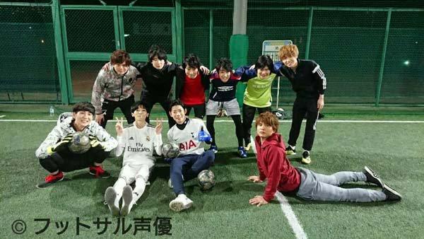 Futsal seiyuu