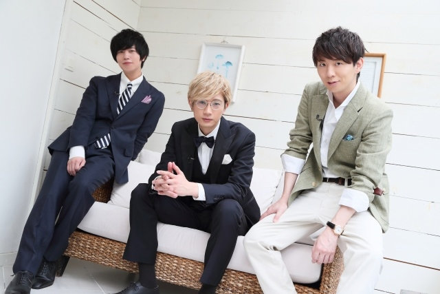 Soma Saito, Takuya Eguchi, Ryohei Kimura @ Kimuraism