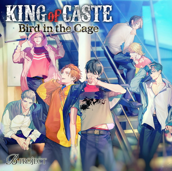 B-PRO king of caste bird in the cage