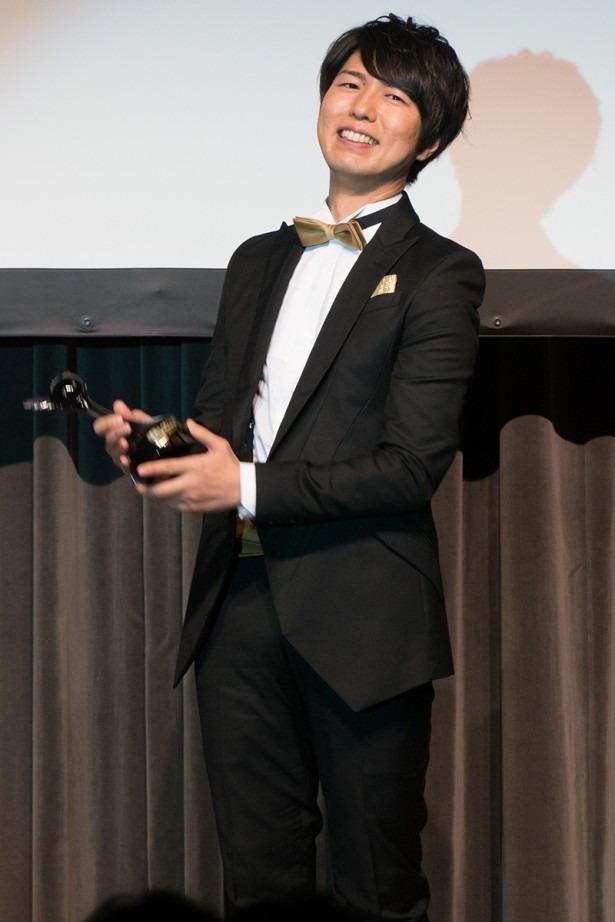 Kamiya Hiroshi 10th seiyuu awards