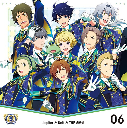 THE IDOLM@STER SideM 5th ANNIVERSARY DISC 06
