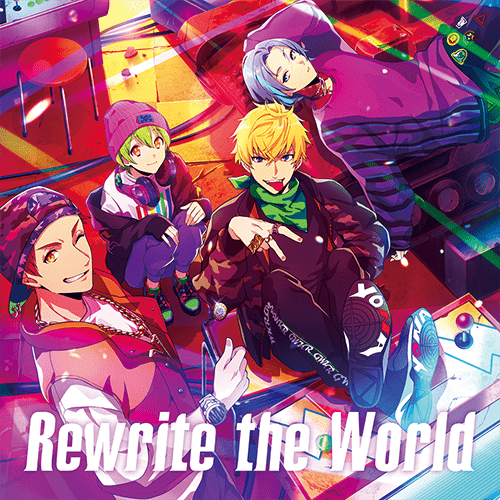 Yona Rewrite the World