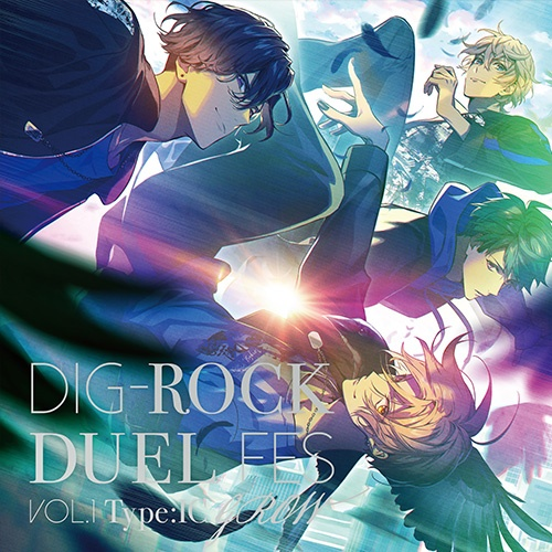 DIG-ROCK -DUEL FES- Vol.1 Type IC