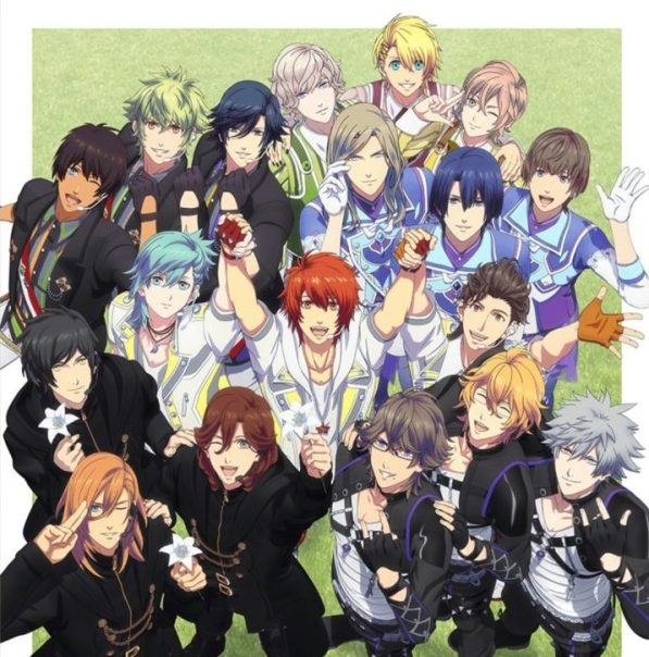 ST☆RISH, QUARTET NIGHT and HE★VENS
