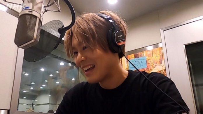 Shinichiro Kamio narration for NHK