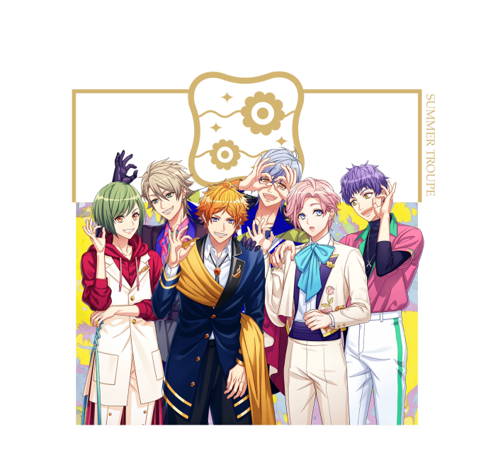 A3! Summer Troupe