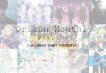 THTFHQ Oricon Monthly August 2020